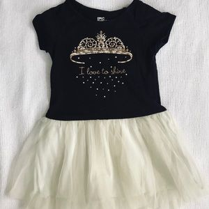 Epic Threads Layered-Look Tutu Dress Size 4T
